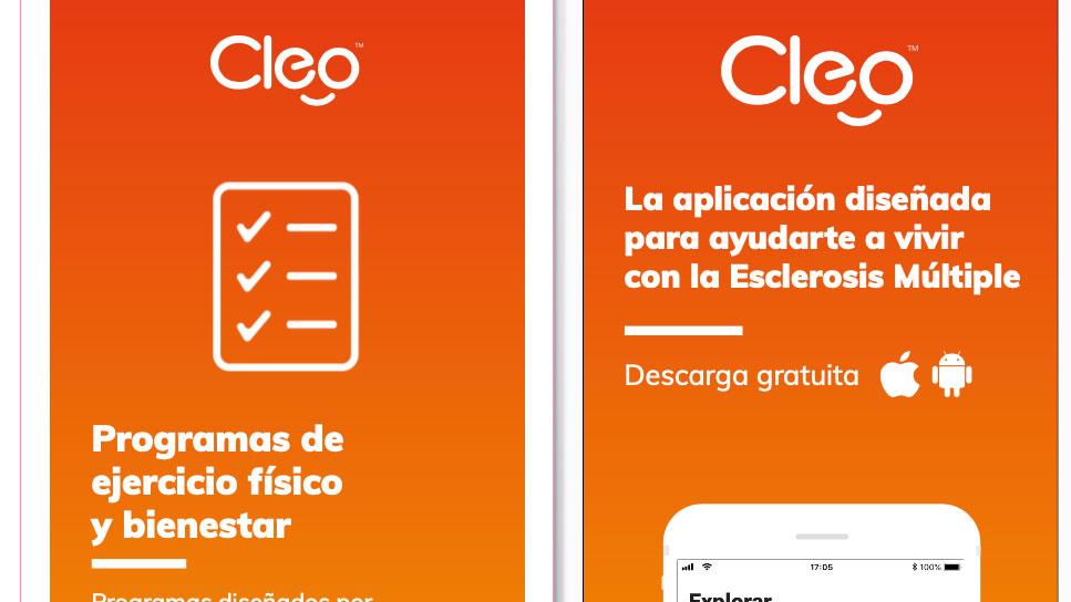 CLEO folleto móvil